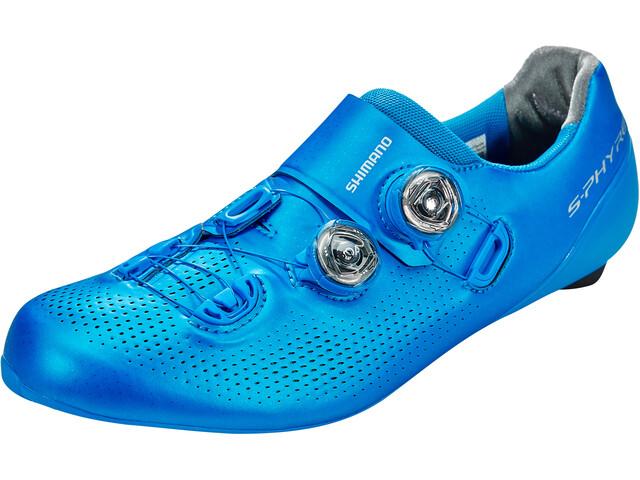 Shimano SH-RC901 Zapatillas Hombre, blue